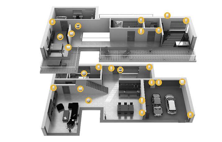 img sicherheitstechnik enycom. Black Bedroom Furniture Sets. Home Design Ideas